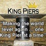 King Pier motto